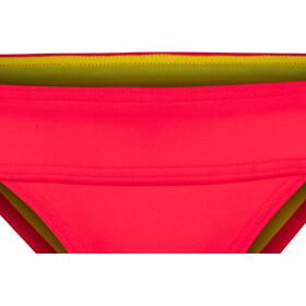 arena Desire Bikini Damer, fluo red-yellow star